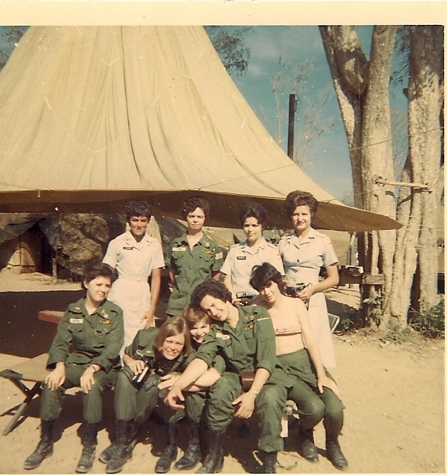 67th Evac nurses at 2nd Surg