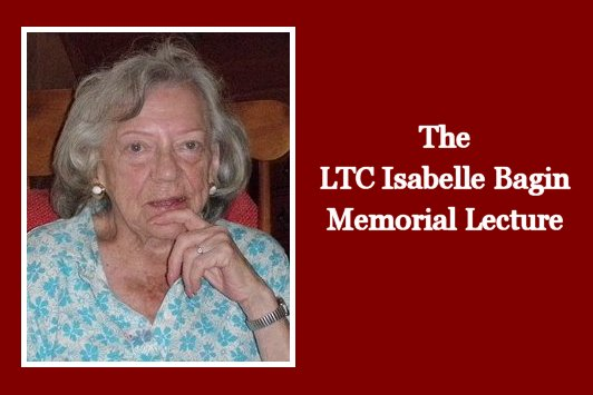 2020 LTC Isabelle Bagin Lecture to Go On