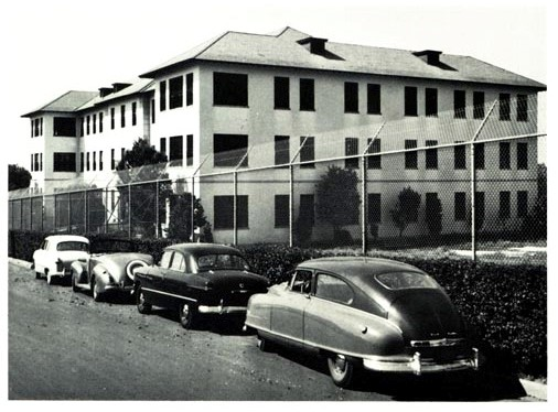 Brooke Army General Hospital in WWII
