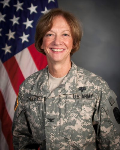 COL Jean Dailey