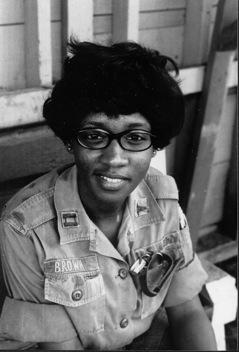 71st Evac, Marie Brown 1970