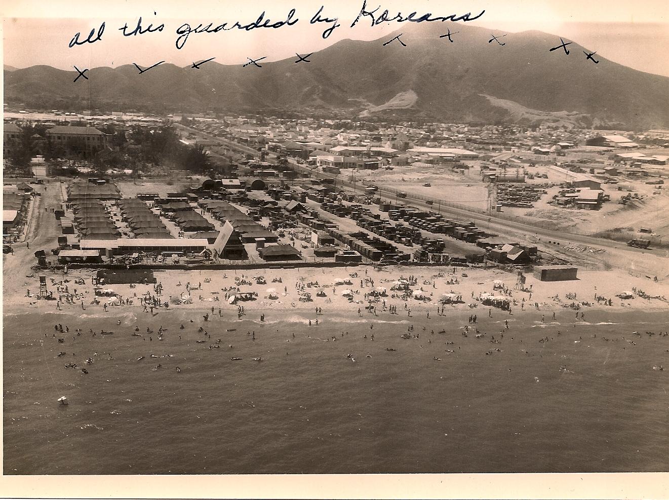 Thompson Beach, 1966