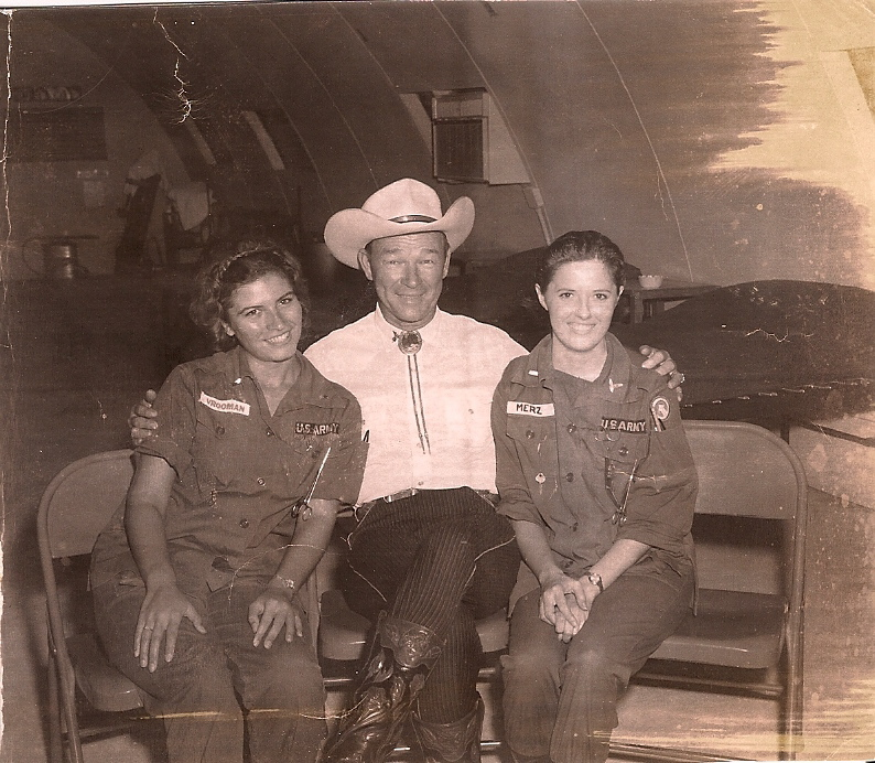 67th Evac, Roy Rogers, 1967