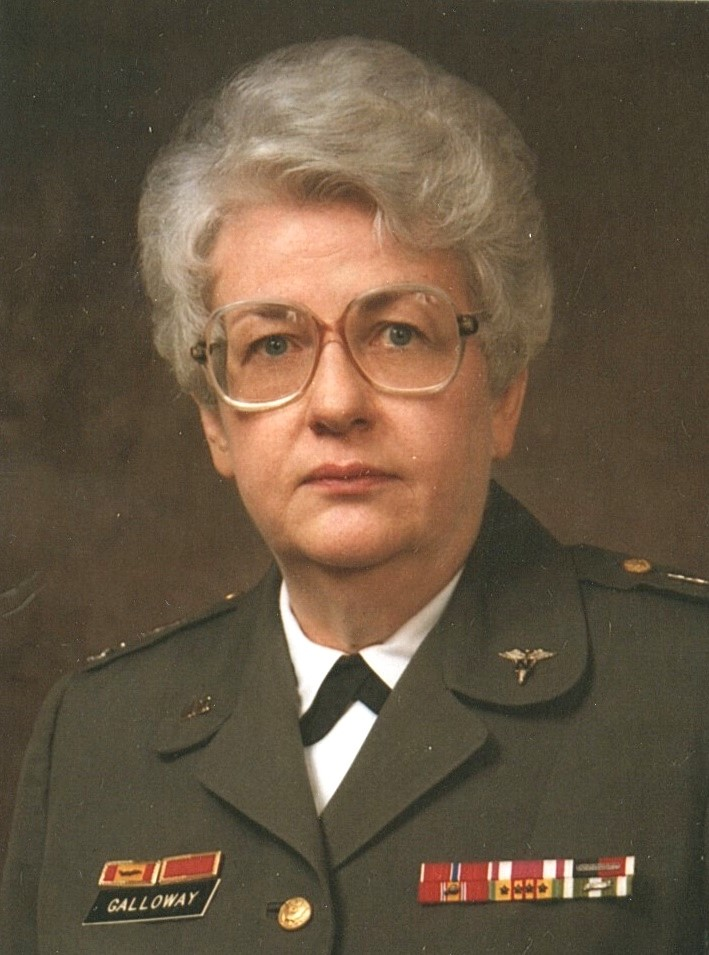 COL Katherine Florence Galloway